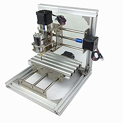 SUNWIN 3 Axis CNC Mini Milling Engraving Machine DIY Carving Image Picture Router Kit