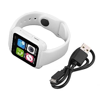 Nuevo Reloj Smart Watch U80 BT con notificación Anti-perdida de ...