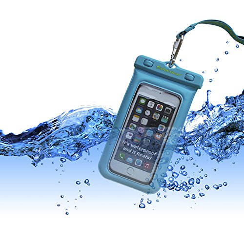 official photos f6abf c9b63 Amazon.com: Duk Gear Universal Floating & Waterproof DUKPouch, Cell ...