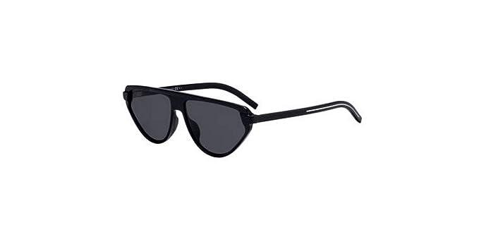 de79782084ab Image Unavailable. Image not available for. Color  New Christian Dior Homme  Blacktie 247S 807 2K Black Sunglasses