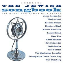The Jewish Songbook - The Heart and Humor of a People