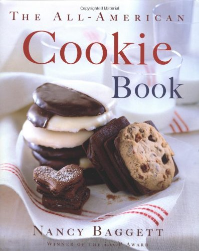 The All-American Cookie Book - Cookie American