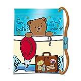 Character Paddington Bear Swim Bag