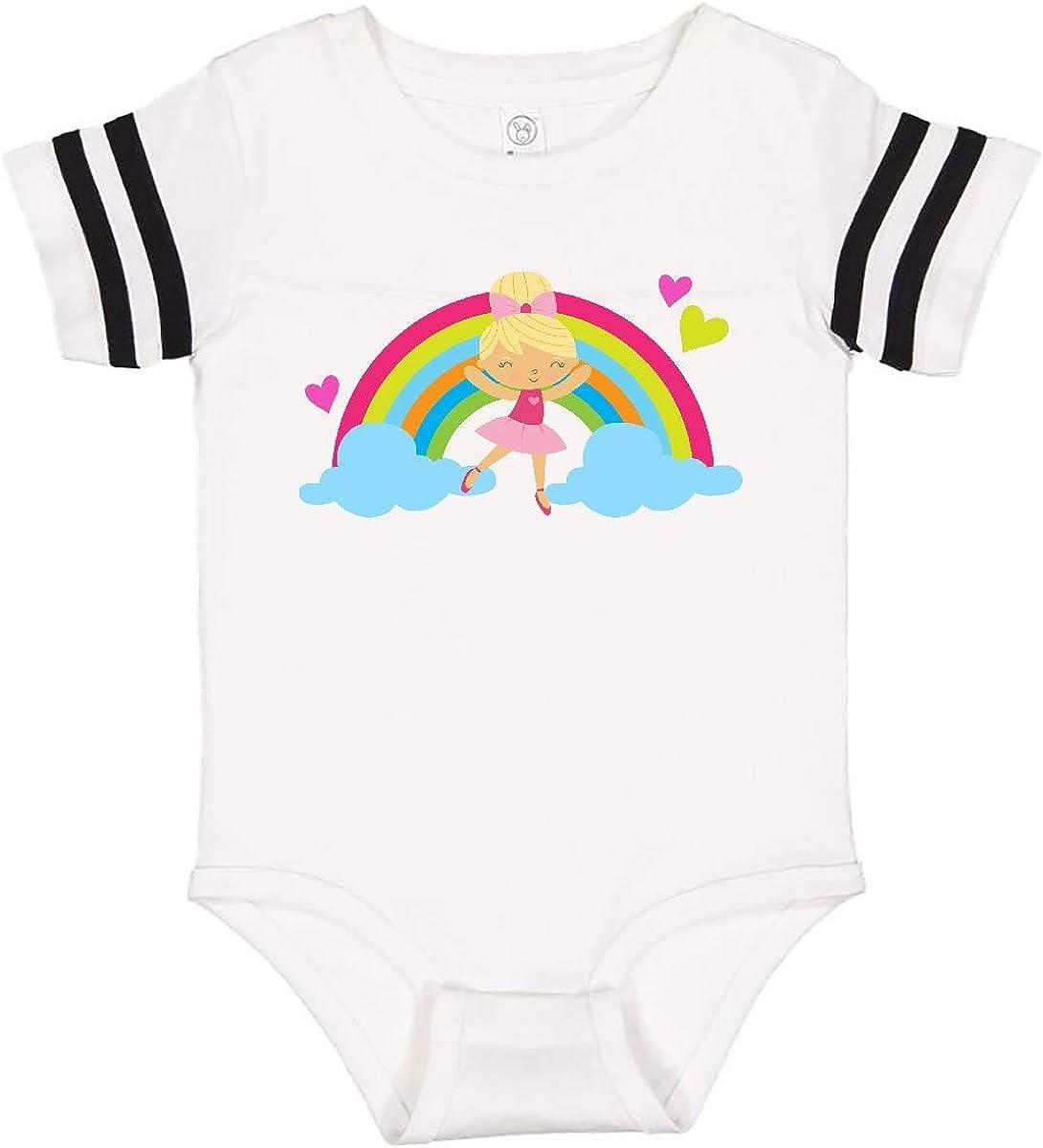 inktastic Ballerina Dance Gift Girls Infant Creeper