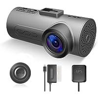 C1 Plus Dash Cam HaloCam IMX291 Sony Sensor FHD 1080P Car Cam WiFi Dashboard Camera with OBD-GPS 170 Wide Angle Super…