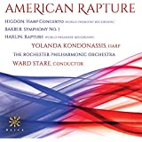 The Rochester Philharmonic Orchestra: American Rapture