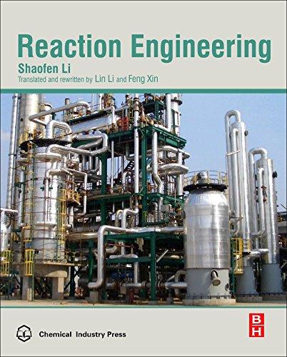 Reaction Engineering (Elite Presentation Paper)