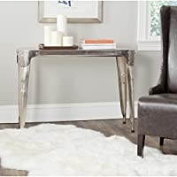 Safavieh Home Collection Classic Silver Console Table
