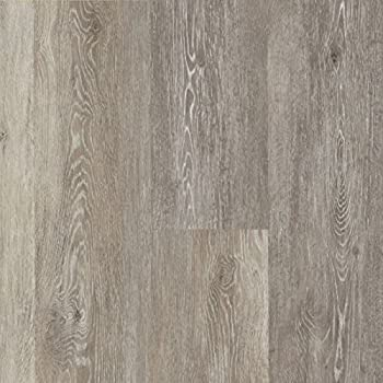 Armstrong Luxe Rigid Core Limed Oak Chateau Gray Luxury