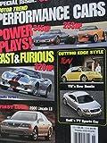 1999 Ford Mustang SVT Cobra / Dodge Dakota / Ford Ranger Splash / Toyota Tacoma / GMC Sonoma / Audi TT Coupe Quattro / 2000 Jaguar S Type / BMW 328i Road Test