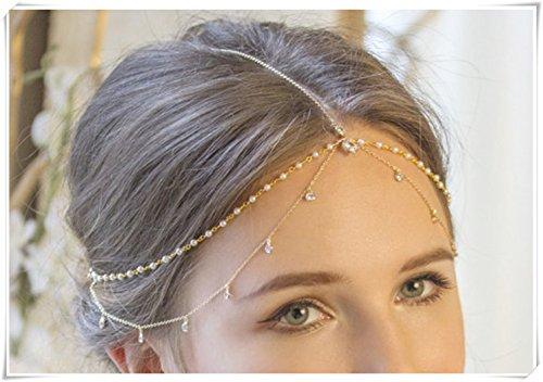 Bohemia headwear, bride's head ornaments, Bohemia jewellery,pure handmade (Jewelry Silver Sterling Head)
