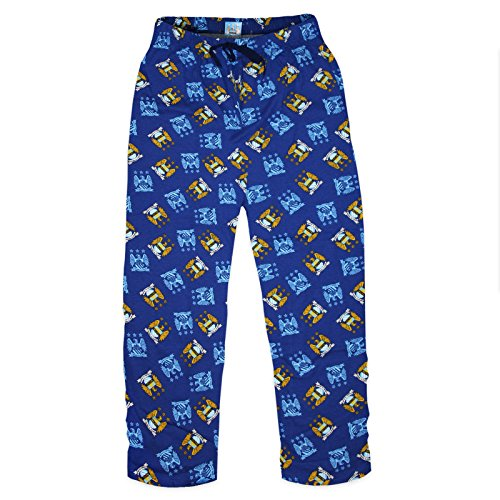 Manchester City FC Official Soccer Gift Mens Lounge Pants Pajama Bottoms Med.