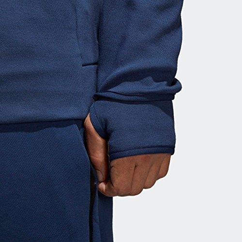 adidas Zne Hoody 2 Sudadera, Hombre Azul