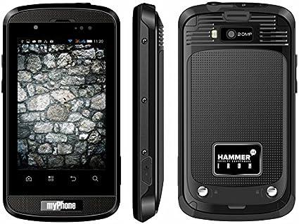 SmartPhone MyPhone Hammer Iron Black: Amazon.es: Electrónica