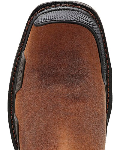 Toast Work Comp Lime Toe Western Mens Ariat Overdrive F6qw7PP