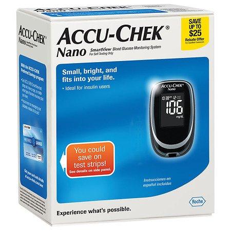 Accu Chek Accu-chek Blood Glucose Monitoring System, Smartview 1 Kit