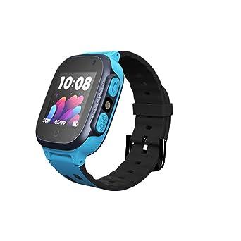 BOBOLover Smartwatch Niños, Reloj Inteligente para Niños Impermeable ip67 con LBS, Hacer Llamadas, Chat de Voz, SOS, Cámara, Mejor Regalo para Niño ...