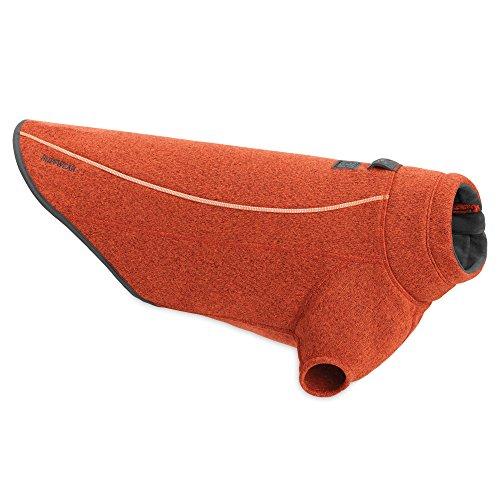 RUFFWEAR - Fernie Sweater Knit Fleece Technical Sweater, Canyonland Orange, Medium by RUFFWEAR