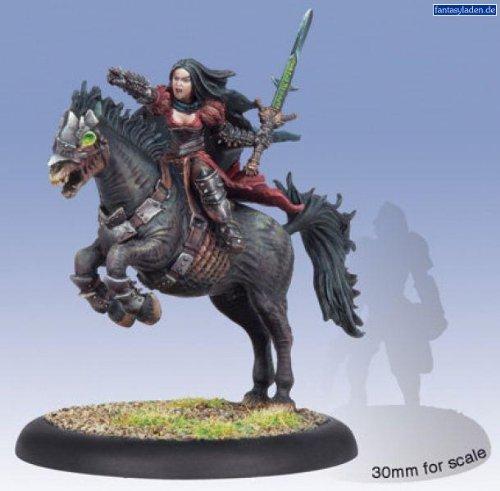 Privateer Press - Warmachine - Mercenary: Alexia Mistress of Witchfire Model Kit 3