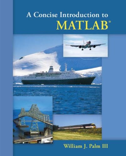 Download A Concise Introduction to Matlab Pdf