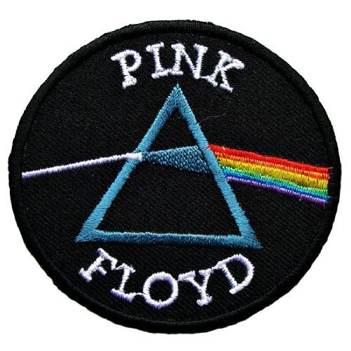 """2.75 """" PINK FLOYD Music Songs Heavy Metal Punk Rock & Roll Band Logo T-Shirts iron on Patches"""