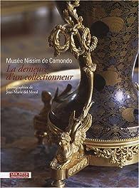 Book's Cover ofMusée Nissim de Camondo : La demeure d'un collectionneur