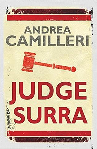 book cover of Judge Surra