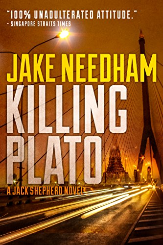 KILLING PLATO (Jack Shepherd Book 2)