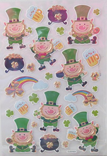 saint-patricks-day-stickers-1-pack-of-29-stickers