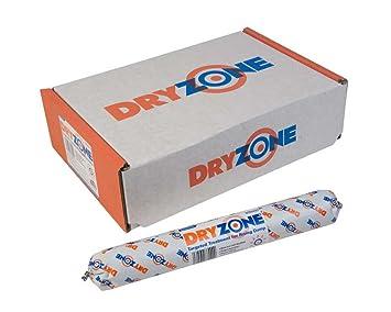 600 ml - 10 Dryzone de caja kit.unit - humedad tratamiento - DPC - curso de prueba húmeda crema