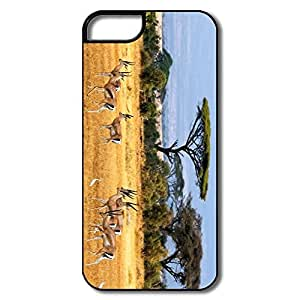 Cute Antelopes IPhone 5/5s Case For Him by Maris's Diary