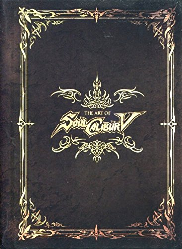 Image of The Art of Soul Calibur V with Limited Edition Soundtrack