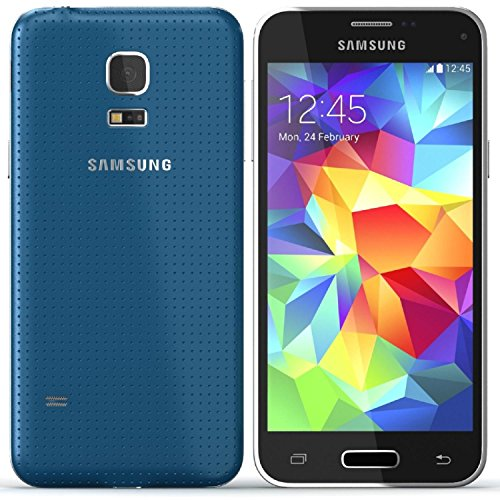 Samsung Galaxy S5 G900A AT&T GSM Cellphone, 16GB, Electric Blue