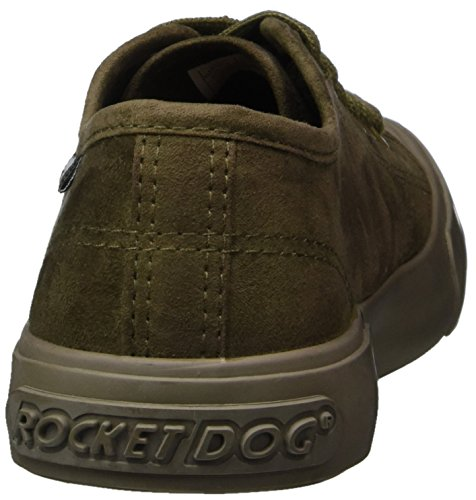 Donna Jumpin Green Army Rocket Sneaker Dog 8tP5qP4wx