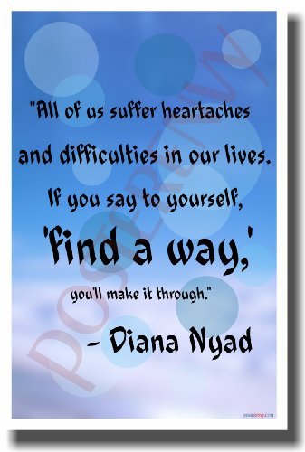 If You Say to Yourself 'Find a Way