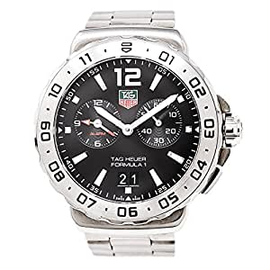 Tag Heuer Formula 1 quartz mens Watch WAU111A (Certified Pre-owned)