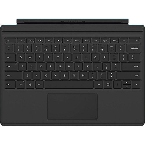 Microsoft Surface Pro 4, 12.3'', Intel Core i7, 16GB RAM, 512GB Storage, Windows 10 Pro, Silver - Bundle with Microsoft Surface Pro 4 Type Cover Keyboard, Black by Microsoft (Image #2)