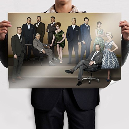 DEXTER (Showtime) HOUSE (Fox) mad men jon hamm Poster Print - Home Jon Hamm