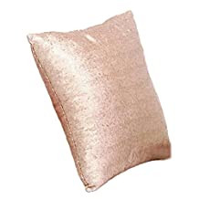 SUPPION Solid Color Glitter Two-sided Sequins Throw Pillow Case Cafe Home Decor Cushion Covers (Gold)