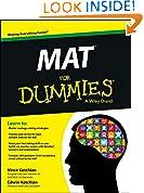 MAT For Dummies (For Dummies (Career/Education))