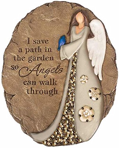 Carson Home Accents Angel Path - Garden Stone