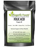 Folic Acid - Vitamin B9 Powder (97-102 USP Folic Acid), 10 kg