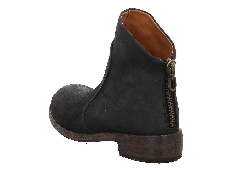 P. P. P. Monjo Tasia P865R2 Damen Stiefel in Mittel Gr.  38,5 Schwarz 1bf9fa