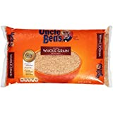 Uncle Ben's Natural Whole Grain Brown Rice (3 Packs of 5 lbs)
