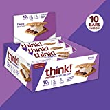 think! Protein Calorie Bars g Protein, 5g Sugar, No