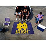 Notre Dame Fighting Irish Official NCAA Area Rug by Fanmats 044133
