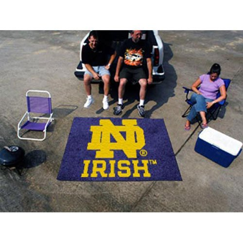 Notre Dame Fighting Irish Official NCAA Area Rug by Fanmats 044133 by Fanmats