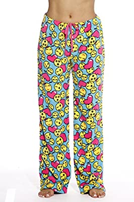 Just Love Women's Plush Pajama Pants - Petite to Plus Size Pajamas
