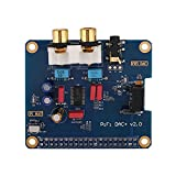 I2S Interface HiFi DIGI DAC & HiFi DIGI Digital Audio Sound Card Module for Raspberry PI 3 Model B / 2B / B