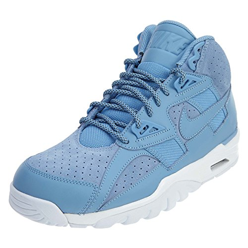 NIKE Air Trainer Sc High Mens Light Blue/Light Blue/White VVqNFxzN